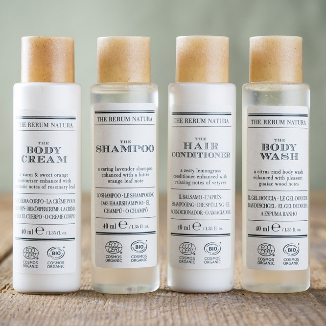 Rerum Natura Hotel Toiletries