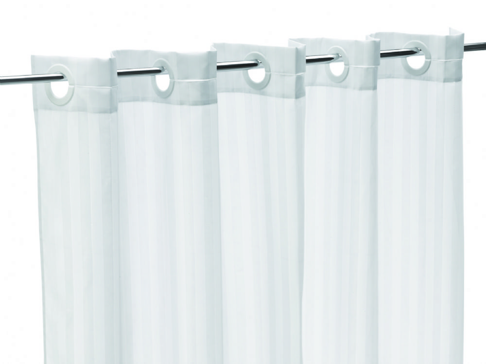Hookless Shower Curtains Case 5