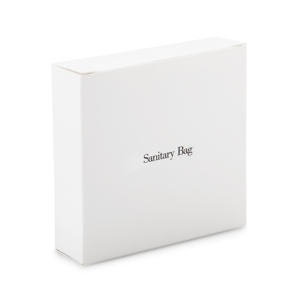 Sanitary Bag In White Box Hotel Guest Amenities Hotel