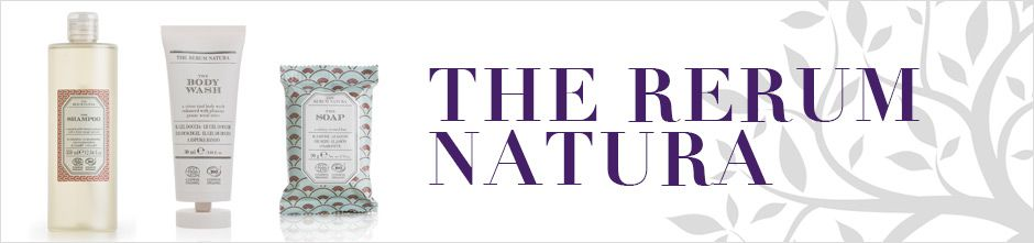 The Rerum Natura toiletries
