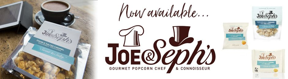 Joe and Seph's Gourmet Popcorn