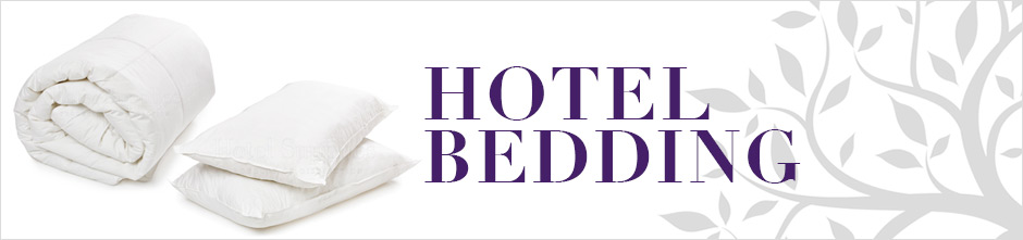 Hotel Bedding Duvets and pillows