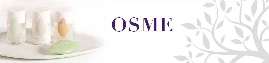 Osme Eco Friendly Hotel Toiletries